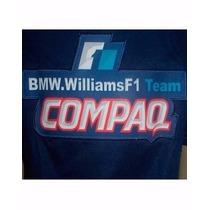 Camisa Bmw Willians F1 - Frete Grátis