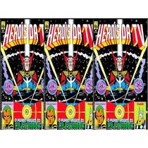 Coleção Revistas Digitais: Heróis Da Tv Vol. 2