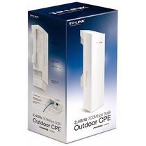 Tp-link Antena Cpe Externo 9dbi 300mbps 2.4ghz Cpe210 P Wifi