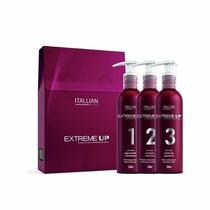 Itallian Hair Tech Extreme-up Kit Hair Clinic - Pós Química