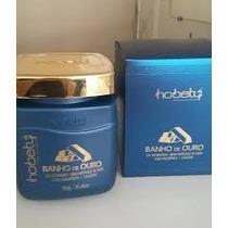 Banho De Ouro Hobety 750gr