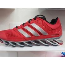 Adidas Springblade Drive 3 Vermelho 100% Original Imperdivel