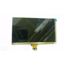 Display Lcd Tela Tablet Qbex 785i 7 Polegadas Intel Inside