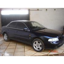 Audi A 4 2.8 V 6 Sucata (carro Baixado Completo Ou Pecas)