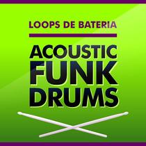 Loops De Bateria - Acoustic Funk Drums [40% Off] 1gb