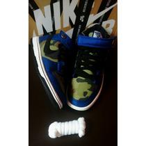 Tenis Nike Sb Dunk Mid Premium Made For Skate