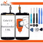 Tela Vidro Touch Lg Nexus 4 E960 + Cola Uv + Removedor + Kit