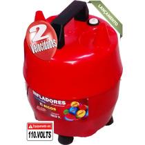Inflador De Balões 2 Bicos E 2 Velocidades 110.volts 1300w