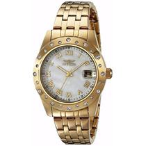 Relógio Invicta Angel 17488 - Dourado Feminino