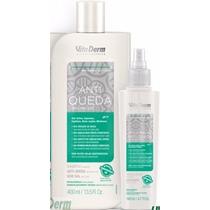 Kit Anti Queda Vita Derm- Shampoo + Tônico