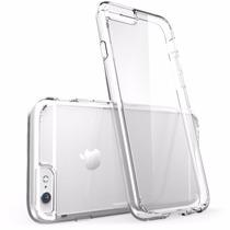 Case Iphone 6 Super Slim Cristal Clear Capinha Silicone Top
