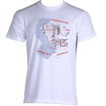 Camiseta Senhor Sr Anel Aneis Hobit Robite Hobite Hobbit E