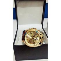 Relógio Feminino Michael Kors Mk5605 Dourado