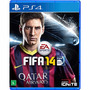 Super Game Fifa14 Ps4 Original Novo Lacrado Compre