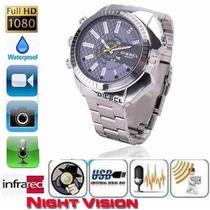 Relógio Espião Visão Noturna 16gb Hd 1080p Frete Grátis!!!!!