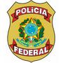 Adesivo Polícia Federal P/ Uso Em Veiculo - Frete Grátis