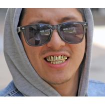 Grillz The Game Money Luxo Gold Hip Hop Tyga