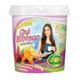 Chá Hibisco Instantâneo 220g Com Colageno Unilife Vitamins