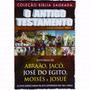 Dvd Coleção Bíblia Sagrada - O Antigo Testamento Vol 01 -