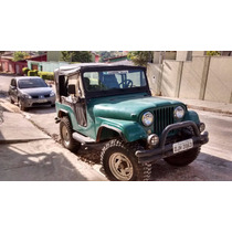 Jeep Cj5 Ford Willys 68 Aceito Troca