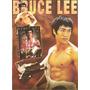 Mini Poster Bruce Lee - A Lenda ( Legend) -tamanho 13,8x18,0