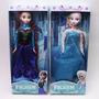 Boneca Frozen Compre 2 Elza E Ana E Gratis Um Olaf Pelucia