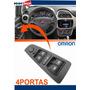 Conjunto Interruptor Vidro Eletrico Punto 07-11 C Retrovisor