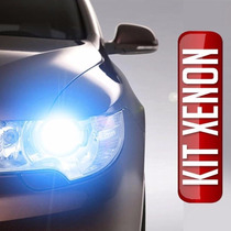 Kit Completo Xenon Lâmpada H3 8000k Alta Luminosidade