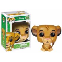 Boneco Pop Funko Da Disney O Rei Leão - Colecione!