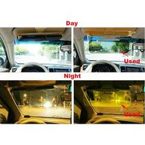 Hd Vision Visor - Quebra Sol Dia E Noite Para O Seu Carro