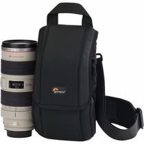 Estojo Lowepro Para Canon Ou Nikon 70-200mm C/ Capa De Chuva