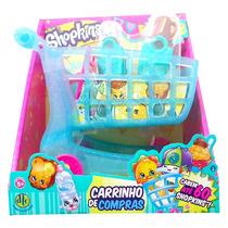 Carrinho De Compras Shopkins 3586