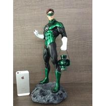 Lanterna Verde Estátua Com 42 Cm Escala 1/5 Exclusiva!!!
