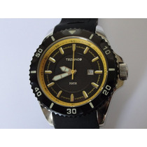 Relógio Technos Acqua Masculino - Wr 300 - Sport - Lindo.