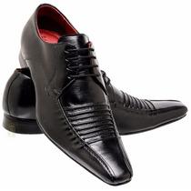 Calçado Masculino Sapato Social Italiano Lançamento Couro !