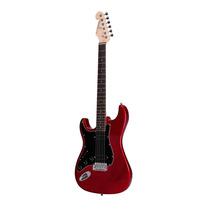 Guitarra Strato Canhoto Giannini G 102 Lh Mr