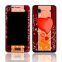 Capa Adesivo Skin372 Samsung Galaxy S2lite Gt-i9070 +kittela