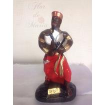 Xango Orixá Africano Estatua Imagem Escultura 20cm R$19,90