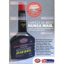 Stp Fuel System Cleaner Diesel Limpa Injeção Bicos Aditivo**