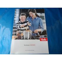 Revista Catálogo De Produtos Fissler