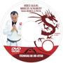 Dvds Jiu-jitsu Faixa Branca A Preta 7 Dvds