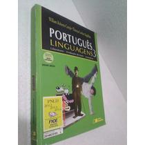 Livro Português E Linguagens Volume 3 Wiliam Roberto Cereja