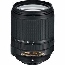 Lente Nikon 18-140mm Af-s Dx F/3.5-5.6g Ed Vr Com Nfe Novo