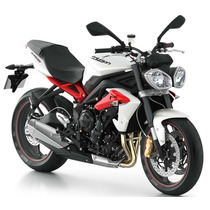 Escapamento Esportivo Street Triple 675r Willy Made Firetong