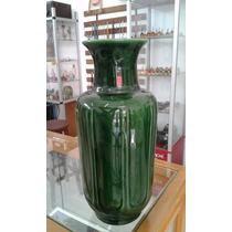 Vaso Em Cerâmica Esmaltado