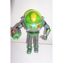 Boneco Buzz Lightyear Hasbro -fala Diversas Frases Em Ingles