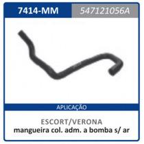 Mangueira Coletor Admissao A Bomba Sem A Escort-apartir:1989