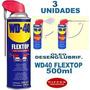 Wd40 Oleo Deseng.lubrific Flextop 500ml 3 Unidades
