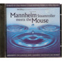 Cd Mannheim Steamroller Meets The Mouse - Novo***