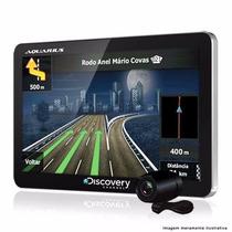 Gps Discovery Channel 4.3 3d Tv Digital Suporte Frete Gratis